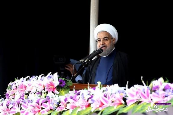تصویر از کنایه های حسن روحانی به رئیسی: آیا میخواهیم سایه شوم جنگ به کشور برگردد؟