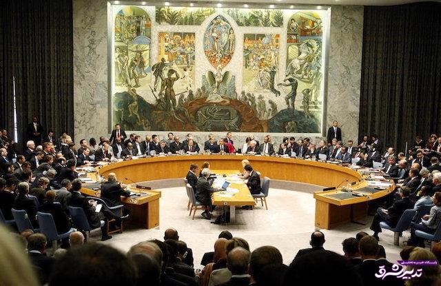 تصویر از شورای امنیت آزمایش موشکی کره شمالی را محکوم کرد