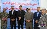 تصویر از بازسازی و افتتاح مدرسه روستای صفیره توسط شرکت نفت و گاز کارون