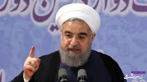 تصویر از استقبال روحانی از مناظره با رییسی در حضور همه رسانهها / ابوطالبی: نامه رئیسی، نامه عدم انجام مناظره است