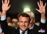 تصویر از «امانوئل ماکرون» رئیسجمهور جدید فرانسه شد