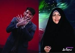تصویر از بیرانوتد کاندیدای شورا شهر کرج / دروازبان تیم ملی و پرسپولیس در البرز