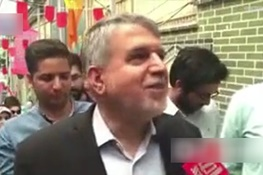 تصویر از فیلم | اظهارات وزیر ارشاد در پی دیدار تتلو و رئیسی