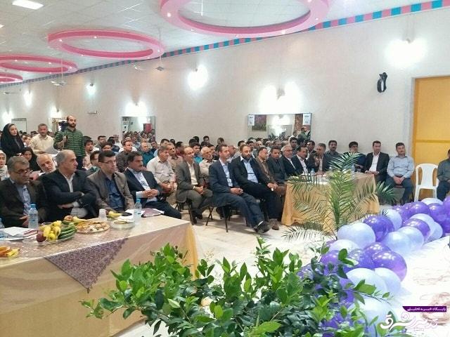 تصویر از مراسم گرامیداشت مقام معلم در بندر کیاشهر