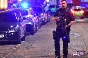حمله مسلحانه در لاندن بریج