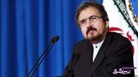 تصویر از قاسمی:اتحادیه اروپا تحریمهای جدیدی علیه ایران تصویب نکرده است