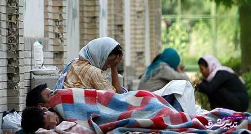 تصویر از نیم نگاه / در اقامتگاه زنان رهایییافته از اعتیاد و کارتنخوابی چه میگذرد؟!