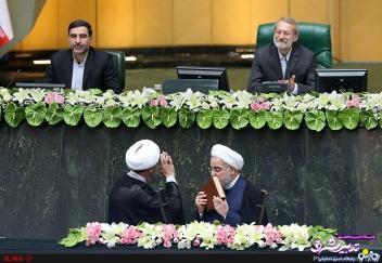 تصویر از آن چه رسانه هاي غربی درباره مراسم تحلیف روحانی نوشتند ؛کارشناسان سیاسی درباره دور دوم ریاست جمهوری روحانی چه گفتند