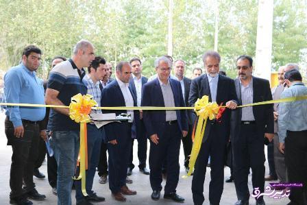 تصویر از افتتاح 6 طرح صنعتی با حضور معاون وزیر صنعت ، معدن و تجارت به مناسبت هفته دولت در استان گیلان