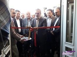تصویر از افتتاح طرح های عمرانی،خدماتی و ورزشی نظرآباد با حضور استاندار البرز