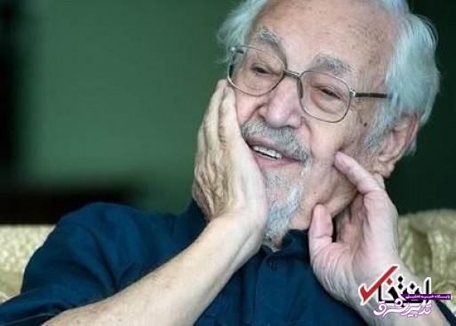 تصویر از دکتر ابراهیم یزدی وزیر خارجه دولت موقت درگذشت