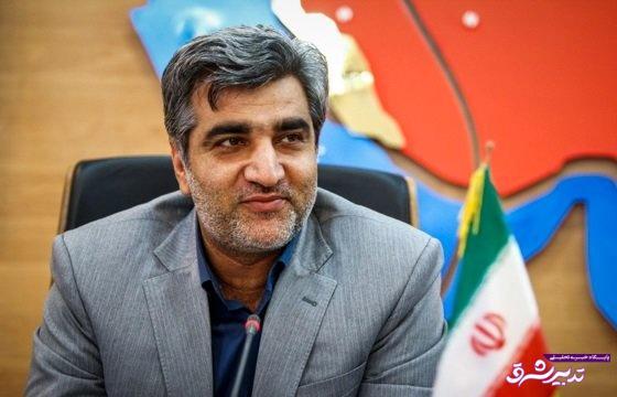 تصویر از پیام تبریک ستاد مردمی دکتر روحانی در لاهیجان به استاندار جدید گیلان