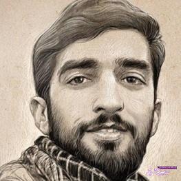تصویر از پیکر شهید حججی به مشهد وارد شد