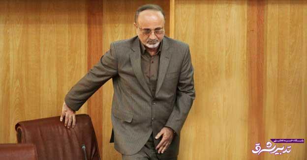 تصویر از مرد روزهای پرمشقت گیلان به استانداری البرز پیوست