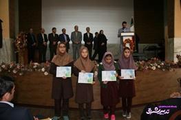تصویر از درخشش 2 دانش آموز استان چهارمحال وبختیاری درجشنواره سفیران سلامت