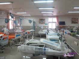 تصویر از نوسازی تخت ها و دستگاه های بخش دیالیز بیمارستان شهدای عشایر خرم آباد