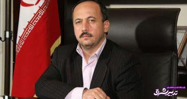 تصویر از پیام تبریک شهردار رشت به مسعود کاظمی شهردار جدید لاهیجان