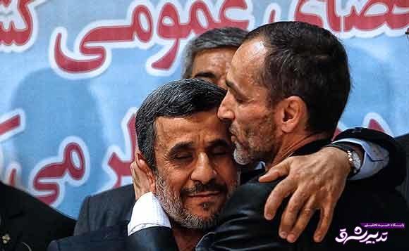 تصویر از افشاگری درباره بقایی واحمدینژاد؛تخلفاتشان فقط مالی نیست  / امیریفر: احمدینژاد تمام شد و به تاریخ پیوست ؛ بقایی، احمدینژاد را به نابودی کامل میکشاند