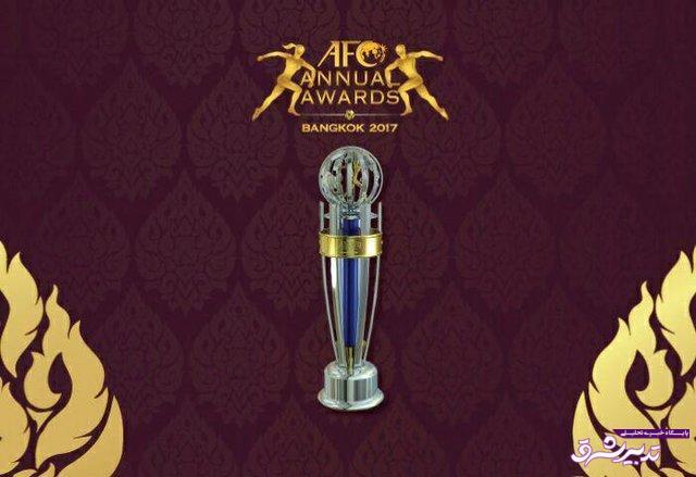 تصویر از نامزدهای بهترینهای سال آسیا معرفی شدند