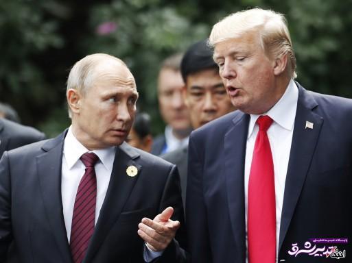 تصویر از ناامیدی اسرائیل از توافق پوتین و ترامپ در مورد سوریه: ایران به اندازه کافی از مرزهای ما دور نشد