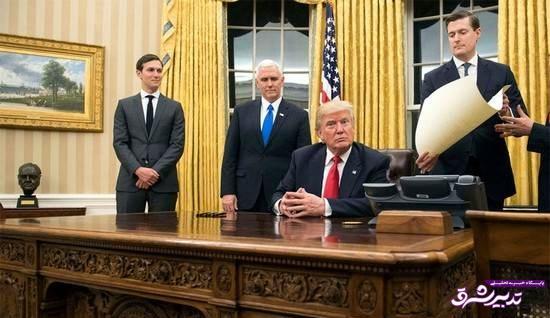 تصویر از پروندهای پیچیدهتر از واترگیت؛ سرنوشت نیکسون در انتظار ترامپ؛ رئیس جمهور جنجالی از کاخ سفید می رود؟ /زلزله امنیتی در کاخ سفید