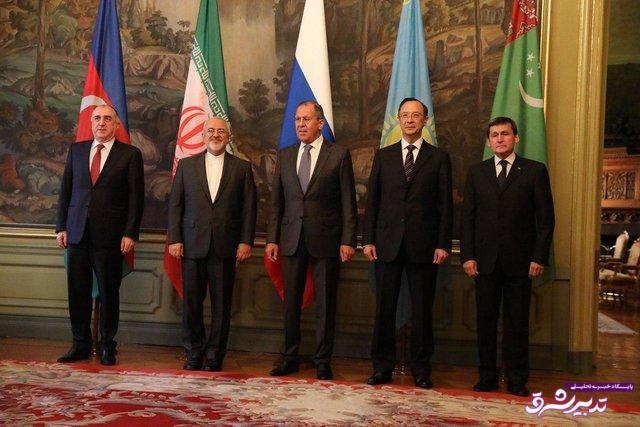 تصویر از رحیمپور:  سهم ایران از دریای خزر20 درصد نیست/مذاکرات درمورد تحدیدحدود خارج از کنوانسیون ادامه خواهد داشت