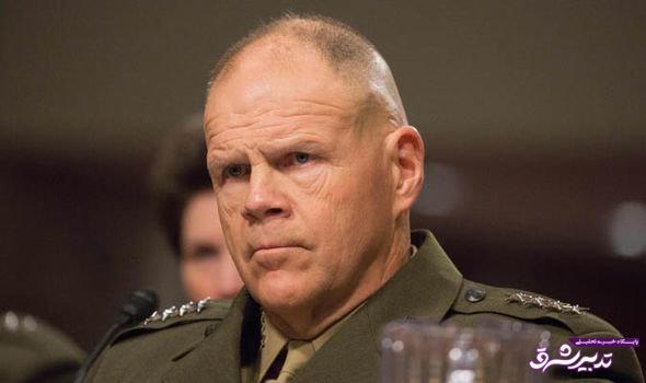 تصویر از فرمانده تفنگداران ارتش آمریکا از سربازان خود در نروژ خواست آماده جنگ با روسیه باشند