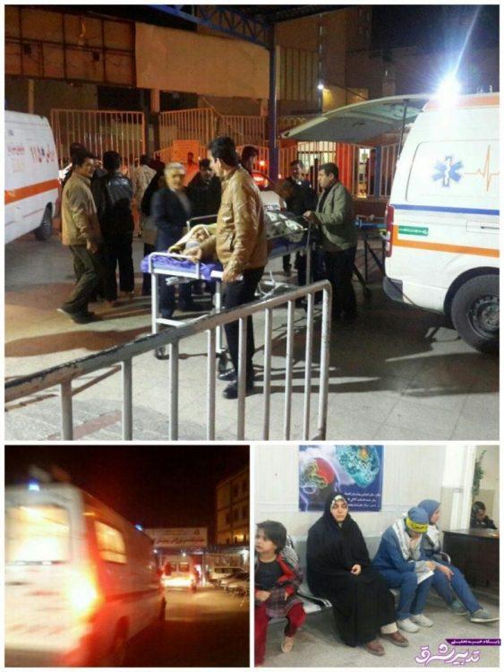 تصویر از اسامی قربانیان تصادف مرگبار اتوبوس اردوی دانشآموزی/ توضیحات پلیس/ حال دو مصدوم وخیم است/ عکس
