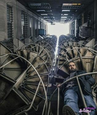 تصویر از اولین تصویر منتشر شده از فیلم سینمایی «امیر» با بازی میلاد کیمرام