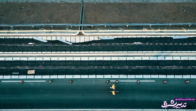 تصویر از تصاویر | بزرگراه خورشیدی چینیها