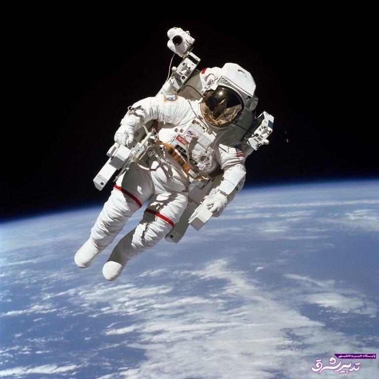 تصویر از درگذشت قهرمان یکی از مشهورترین عکسهای فضایی جهان