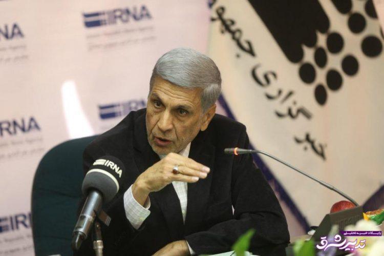 تصویر از ابراهیم شیبانی:  اگر دشمنی ها و برجام نبود کاستی های بانک ها دیده نمی شد/دنیا چک سفید امضا به ما نمی دهد