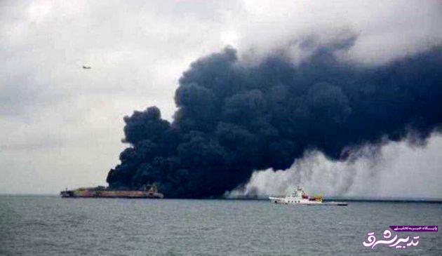تصویر از جعبه سیاه نفتکش ایرانی همراه دو پیکر جدید پیدا شدند