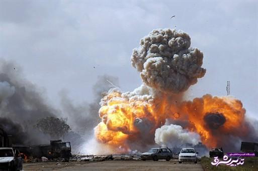 تصویر از استشمام بوی جنگ میان ایران و اسرائیل از سوریه