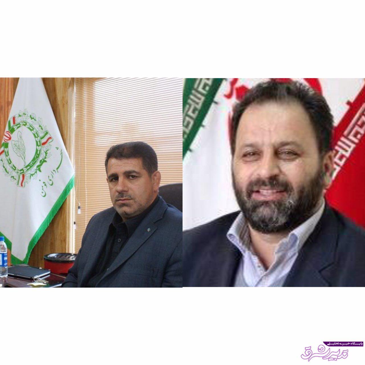 دکتر سالاری با یاران تازه نفس در مدیریت ستادی استانداری گیلان