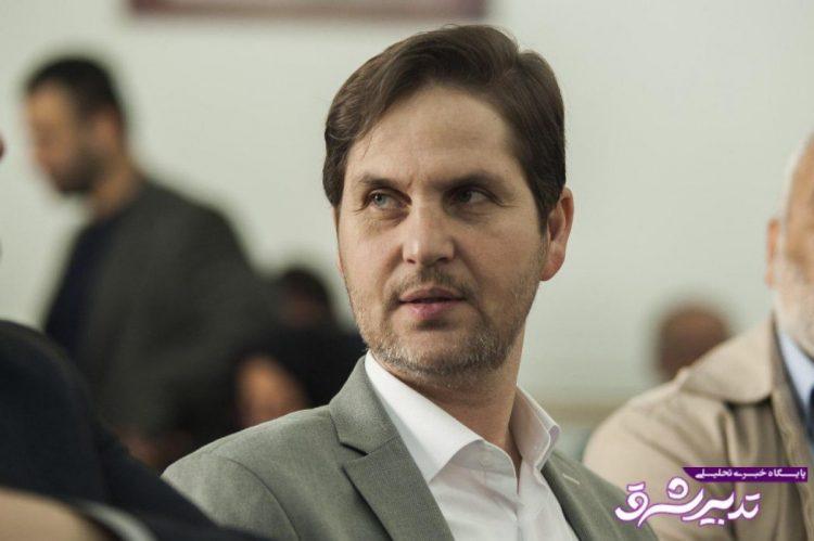 تصویر از سید امیرحسین علوی در گفتگوی ویژه شبکه باران: استراتژی فعلی شورای پنجم رشت اتمام پروژه های نیمه تمام است