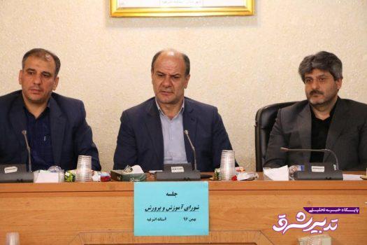 تصویر از مهندس رحیم حیدری: آستانه اشرفیه به عنوان پایلوت اجرای طرح «درختکاری» در سطح استان گیلان انتخاب شد