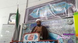 تصویر از امام جمعه پلدختر: اعتراض مردم پلدختر به نحوه استخدامی / ناکارآمدی یک مدیر را نباید پای نظام گذاشت