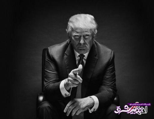 تصویر از ترامپ در مورد ایران فقط حرف می زند و بس! / اسرائیل و عربستان از دست کاخ سفید شاکی اند