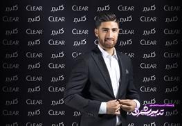 تصویر از ستاره ایرانی در لیگ هلند صد تایی شد