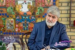 تصویر از علی مطهری:چه ضرورتی دارد همه یارانه بگیرند/برخی که ریشهشان معلوم نیست میداندار انقلاب شدند