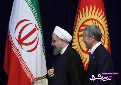 تصویر از آینده روابط تهران ـ بیشکک؛ با تاکید بر ظرفیت استانهای شمالی