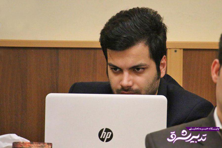 تصویر از علیرضا پرندوش/ سهم تجارت الکترونیک از وقت پر ارزش استاندار گیلان چقدر است؟