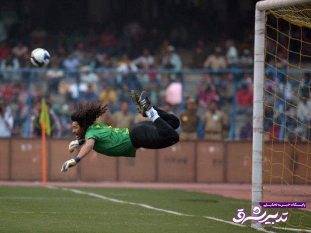 تصویر از بهترین دروازهبان های تاریخ فوتبال + عکس