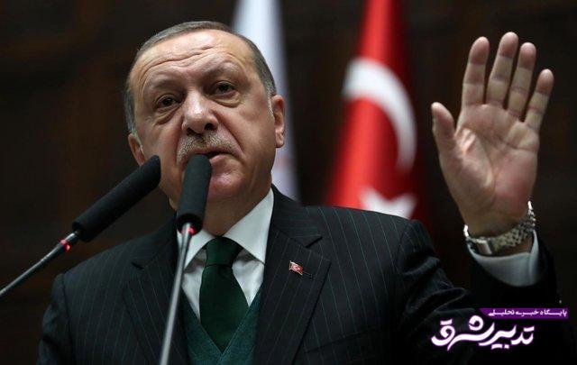تصویر از اردوغان خطاب به ماکرون: که هستی که بخواهی میانجیگری کنی!