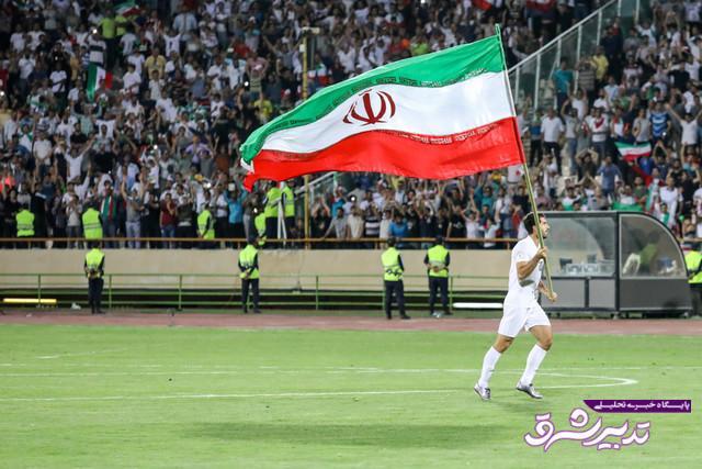 سرود اختصاصی تیم ملی فوتبال ایران