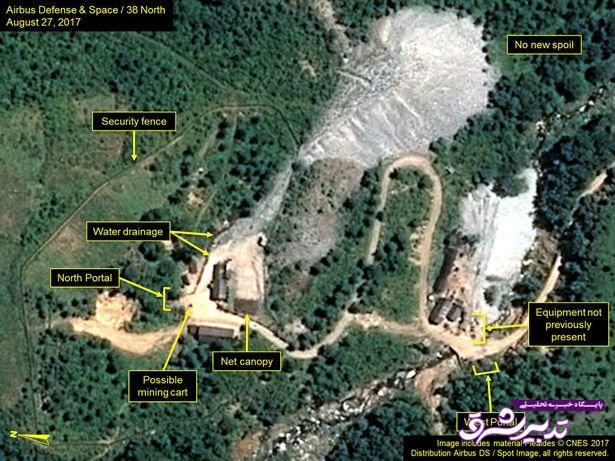 سایت هستهای کرهشمالی