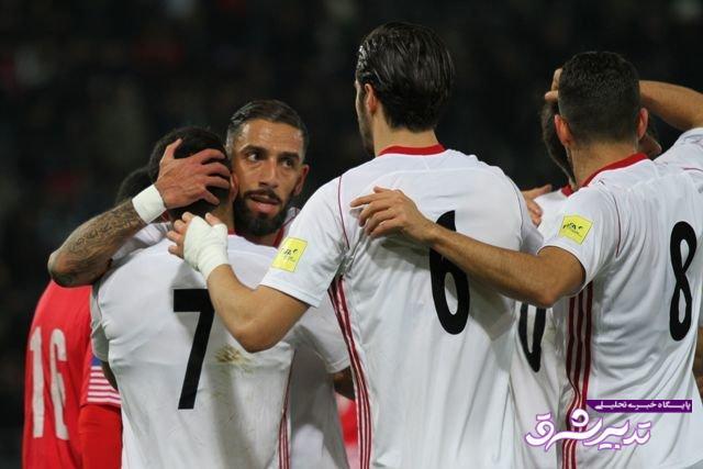 قرارداد آدیداس با فدراسیون فوتبال ایران