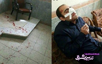 تصویر از دستور وزیر آموزش و پرورش در پی ضرب و شتم یک معلم در خوزستان