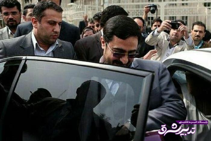 تصویر از مرتضوی به زندانی رفت که با حکم او خیلیها به آنجا رفتند